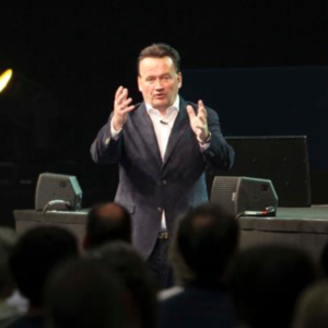 Bengt Wedemalm, en riktig missionspionjär, till Re-Formation-konferensen
