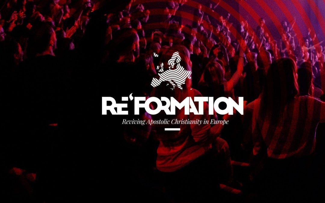 Varför en konferens om Re-Formation?