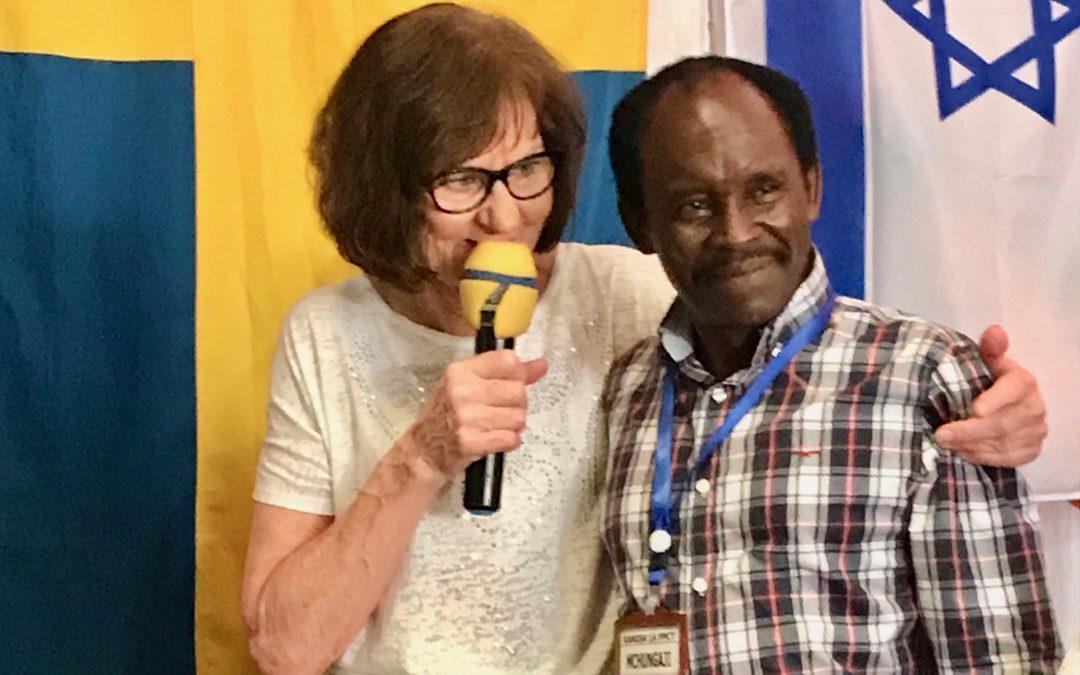 Mobilisering i bön för Sverige – med afrikanernas hjälp!